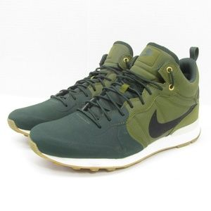 Nike Internationalist Utility Olive Flak Gum Sz 12